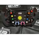SMR 488 GT3 - Steering Wheel