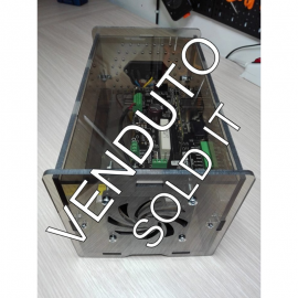 Motore Mice ST-10010+Box Elettronica Simcube Ioni pro HC